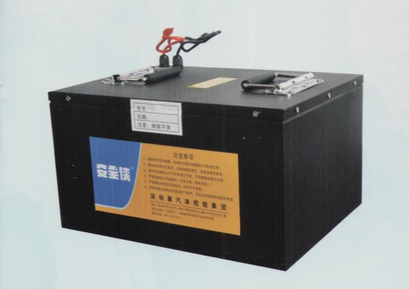 安全侠60V75AH电动车爱博体育网页 正极材料铁锂.
